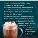 9 Ways to Prep Your Business for the Season: Holiday Marketing Tips