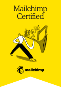 Mailchimp certified - email marketing consulting